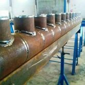 توريد وبرادة ولحام المواسير حديد و استالس Supply, Refrigeration and Welding of Iron Pipes and Stainless Steel PPR - HDPE - PVC